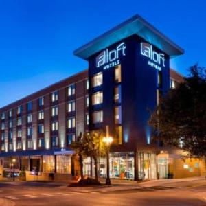 Aloft Columbia Downtown Columbia